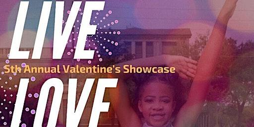 Valentine's Dance Showcase