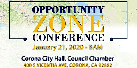 RivCo Opportunity Zone Conference West tickets