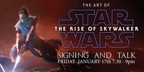 Art of Star Wars: Rise of Skywalker tickets