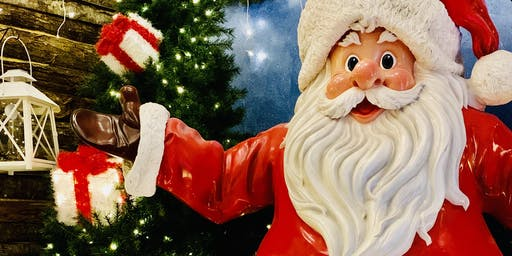 Ingresso Gratuito - Incontra Babbo Natale nel suo Regno a Vetralla !