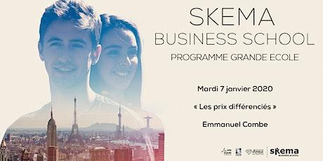 Conférence Grands Enjeux Economiques tickets