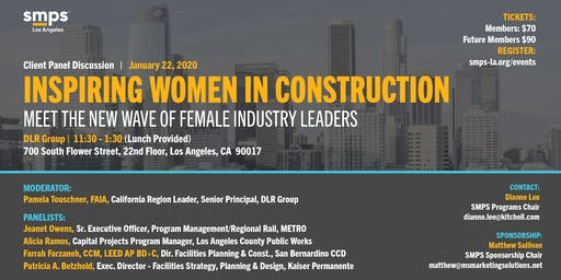 Inspiring Women in Construction: Meet the Wave of Female Industry Leaders
