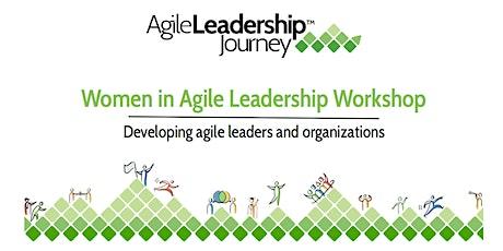 Women in Agile Leadership Workshop: Feb 24-26, 2020 tickets