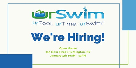 Interview Open House for Summer Lifeguard/Swim Instruction Positions tickets