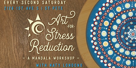 Art for Stress Reduction tickets