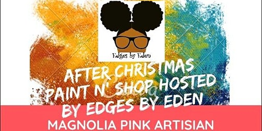 Paint Party with Edges By Eden