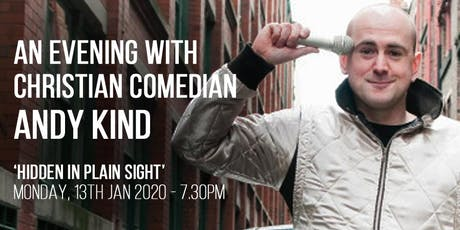 Comedy Night with Andy Kind tickets