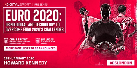 Euro 2020: Using digital and technology to overcome its challenges tickets