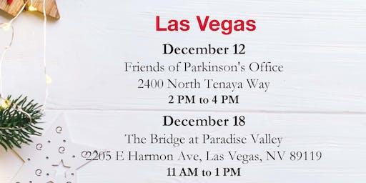 Friends of Parkinson's Holiday Celebration