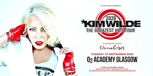 Kim Wilde (O2 Academy, Glasgow)