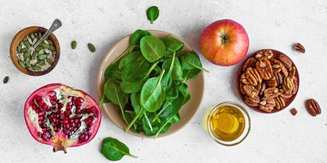 EATING FOR VIBRANT HEALTH-FOOD IS MEDICINE tickets
