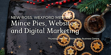 Mince Pies and MeetUp SouthEast tickets