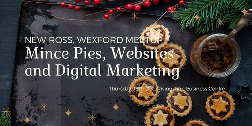 Mince Pies and MeetUp SouthEast