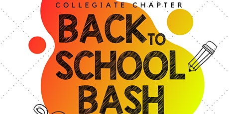 GABC Collegiate Chapter | 2020 Back-To-School Bash tickets