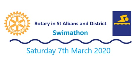 Rotary in St Albans and District Swimathon tickets