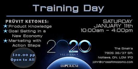 Team Imperium Training Day tickets