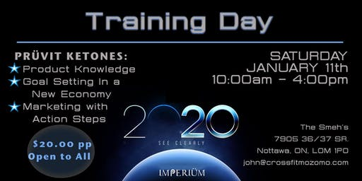 Team Imperium Training Day
