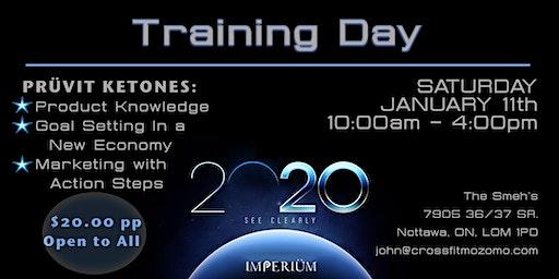 Team Imperium Training Day
