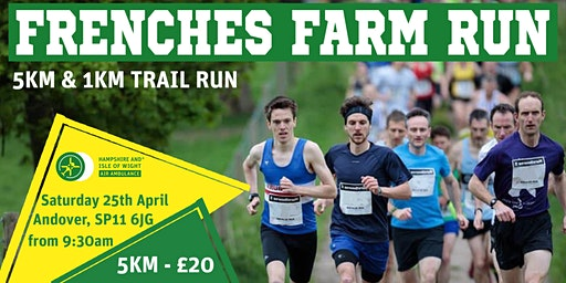 Frenches Farm Trail Run