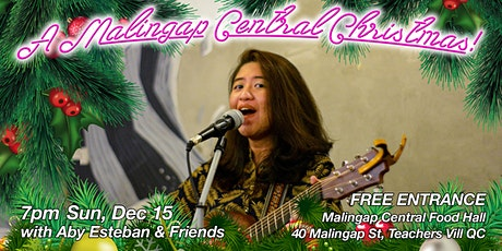 A Malingap Central Christmas! tickets