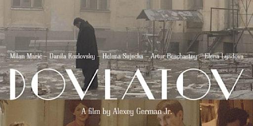Dovlatov | Film Screening