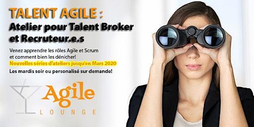 Atelier Talent Agile™ Workshop - Hiver 2020