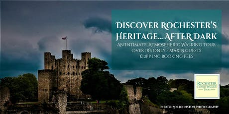DISCOVER ROCHESTER'S HERITAGE... AFTER DARK!! tickets