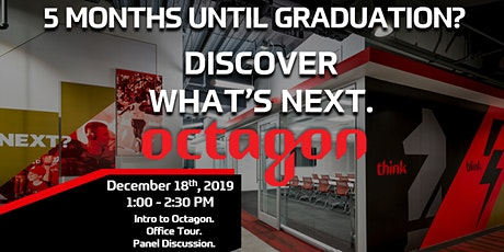 Discover WHAT'S NEXT? Winter Break at Octagon tickets
