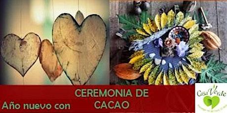 """Ceremonia de Cacao:""""Abrazo Eterno con tu Divinidad"""" tickets"""