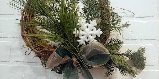 Kids Wreath Class