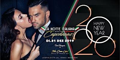 Silvester 2019/2020 La Notte Italiana