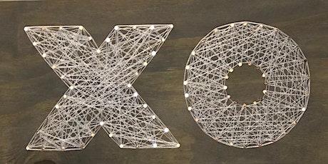 Valentine's String Art with Tagg Art at Gather Branford tickets