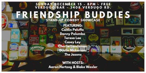 Friendship Buddies Comedy Show