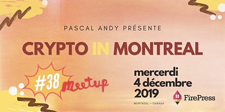 Bitcoin standard of Money | CryptoInMontreal #39 tickets