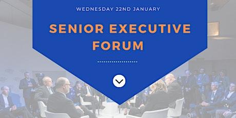 Senior Executive Forum tickets