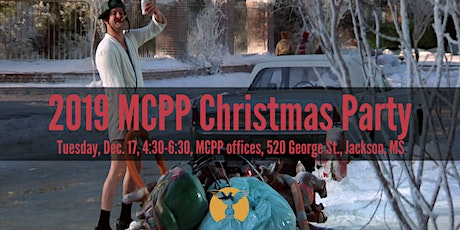 MCPP Christmas Party tickets