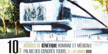 Atelier NEB Assises de Génétique 2020, Salle D24 tickets
