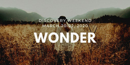 Discovery Weekend 2020