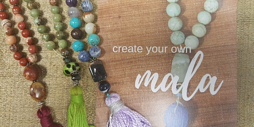 Create your own Heart-Opening Mala
