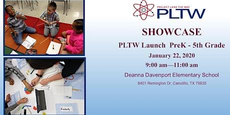 PLTW Launch  PreK- 5th Grade Showcase tickets