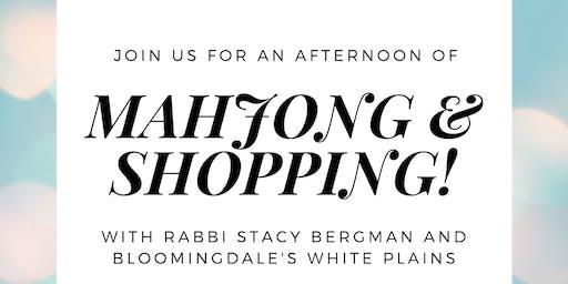MAHJONG & SHOPPING at Bloomingdale's White Plains
