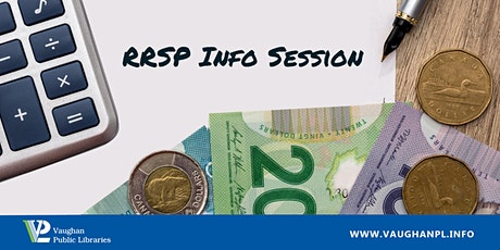 RRSP Info Session tickets