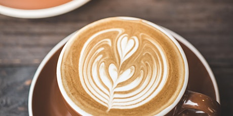 Virtual Coffee Class, Milk Workshop & Latte Art Lab During Shelter In Place tickets