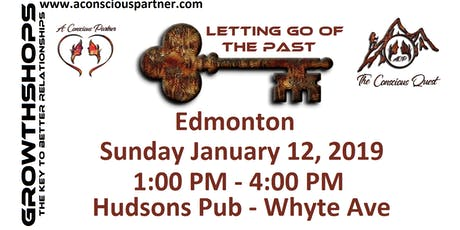The Conscious Quest - Letting Go of the Past - Why is it so hard? tickets