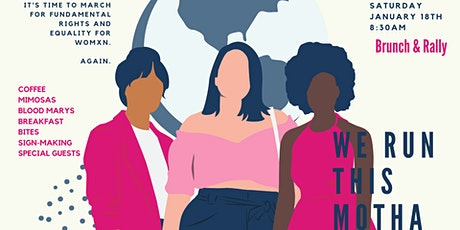 Womxn's March ATX 2020: Brunch and Rally tickets