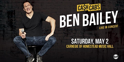 Cash Cab's Ben Bailey - Live in Concert