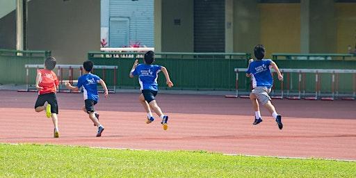 Kids Running Clinic