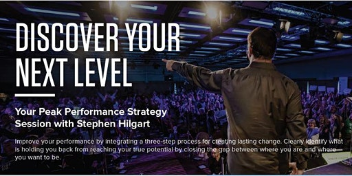 LiveKAYA Presents: Peak Performance Strategy Session with Stephen Hilgart