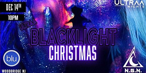 Ultraa Blacklight Christmas Party