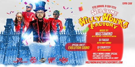 DJ WILLY WONKA 5TH ANNUAL BDAY  SOCA FETE : LOS ANGELES tickets